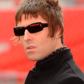 Oasis Liam Gallagher at Wembley