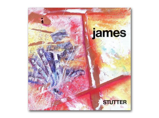 James - Stutter album cover
