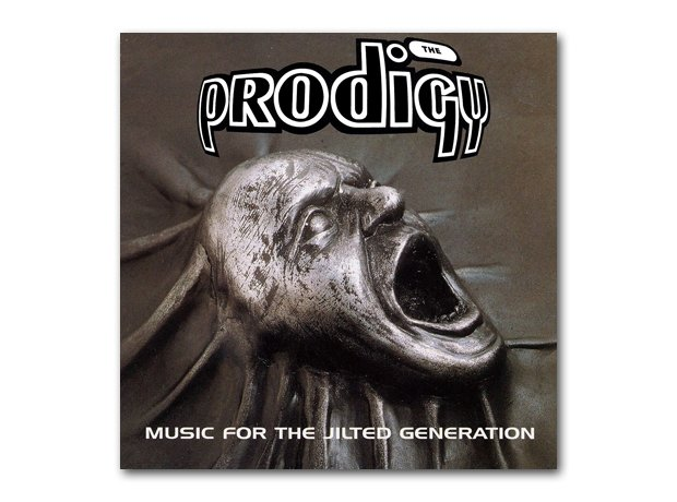 The Prodigy - Music For The Jilted Generation albu