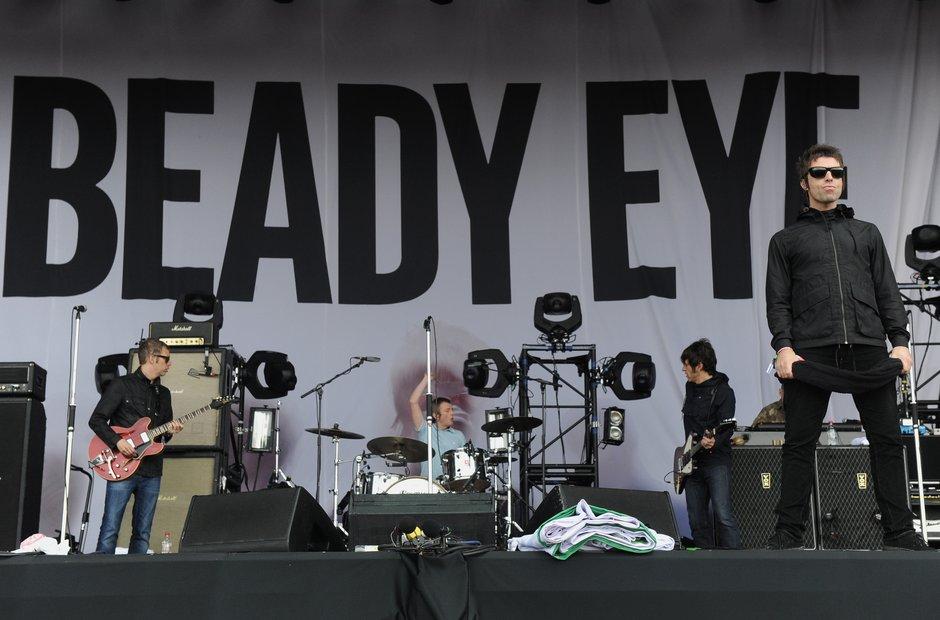 Beady Eye - Glastonbury 2013