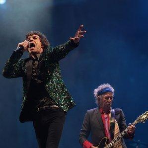 The Rolling Stones - Glastonbury 2013