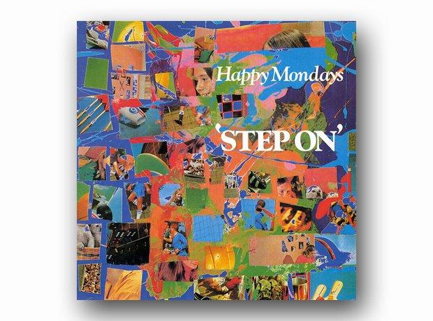 Happy Mondays - Step On