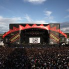 Reading Festival crowd