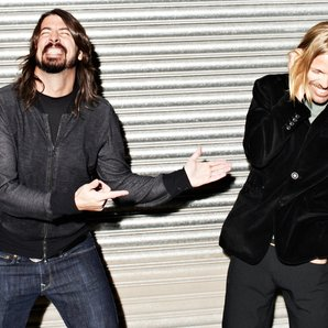 Dave Grohl & Josh Homme - The Crooked Vultures