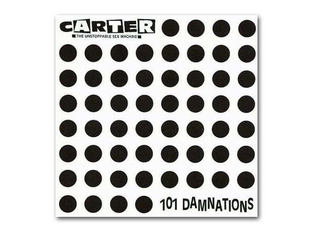 Carter The Unstoppable Sex Machine - 101 Damnation