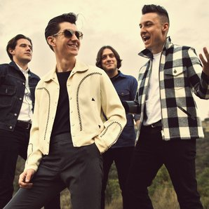 Arctic Monkeys 2013