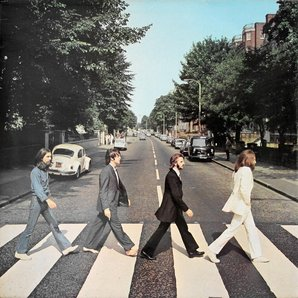 Beatles Abbey Road uncropped