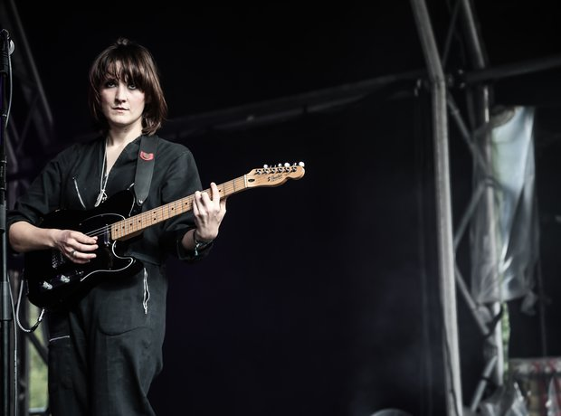 Cate Le Bon End Of The Road Festival