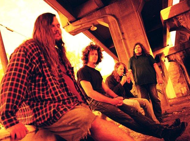 Grunge Bands Screaming Trees