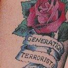 Manic Street Preachers - Generation Terrorists cov