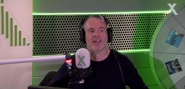 Chris Moyles Show 16 October 2015