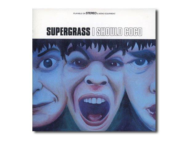 Supergrass I Should Coco artwork