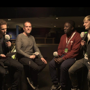 Chris Moyles and Bloc Party most Awkward Interview