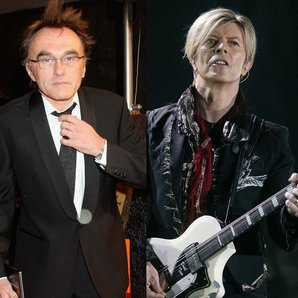 Danny Boyle and David Bowie