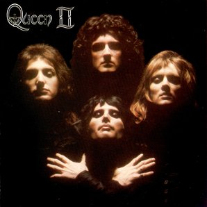 Queen - Queen II album cover