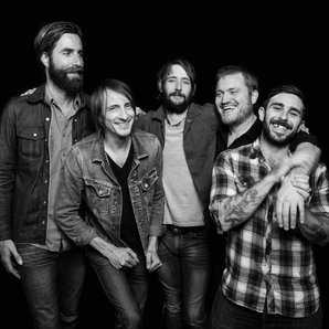 Band Of Horses Press Photo 2016