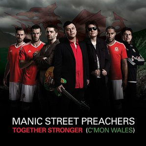 Manic Street Preachers single Together Stronger (C