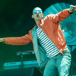Richard Ashcroft at Isle Of Wight Festival 2016