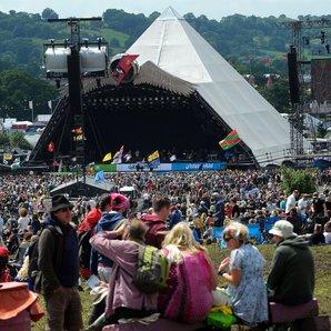 Glastonbury 2016 Saturday - Pyramid Stage