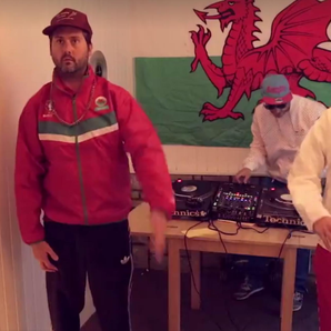 Goldie Lookin Chain Wales Video For Football Team