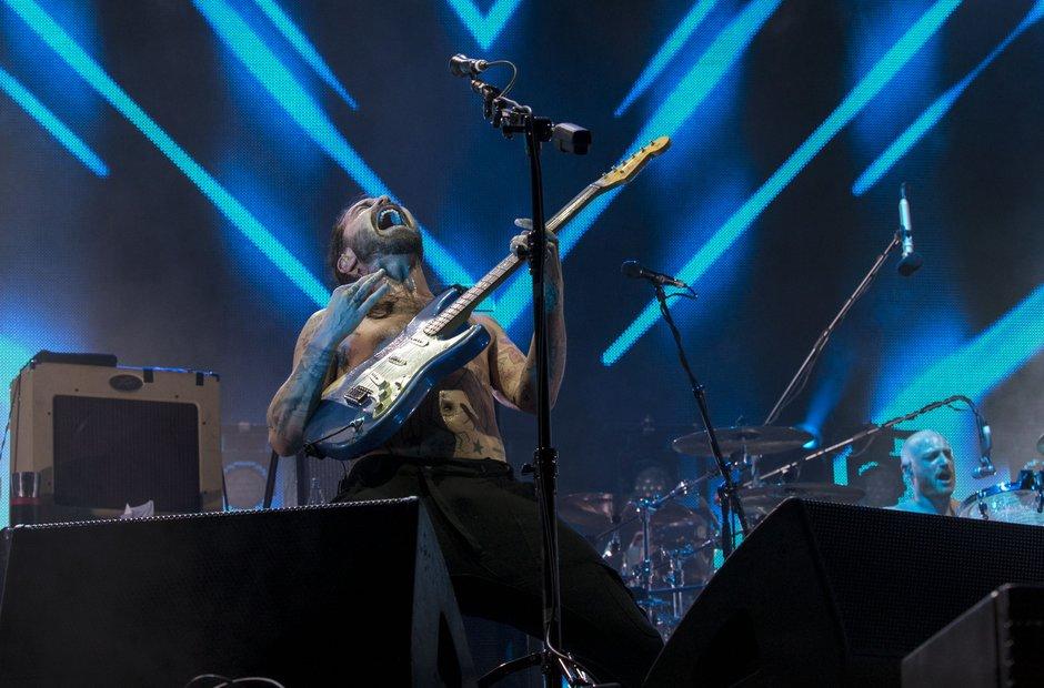 Biffy Clyro at Benicassim Festival 2016