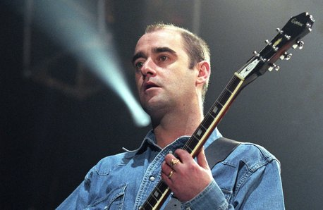Bonehead Oasis Wembley 1997