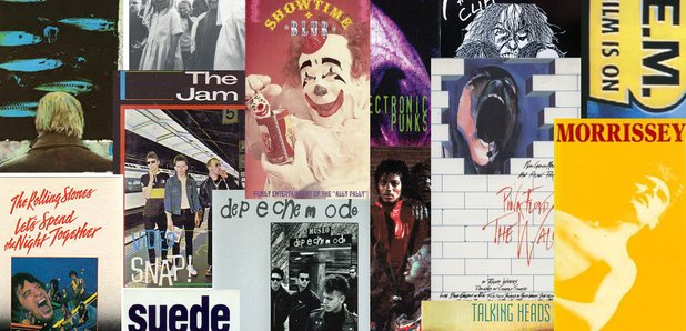 VHS Music Videos
