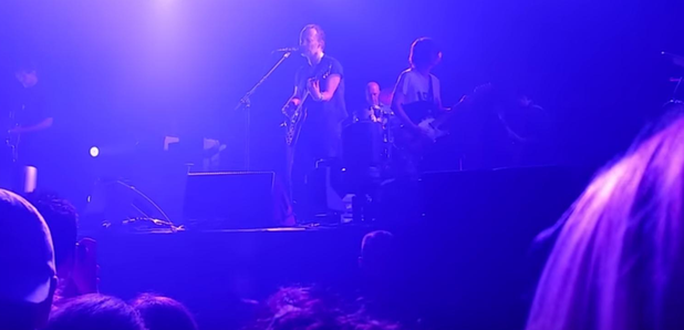Radiohead Perform Let Down In Madison Square Garde