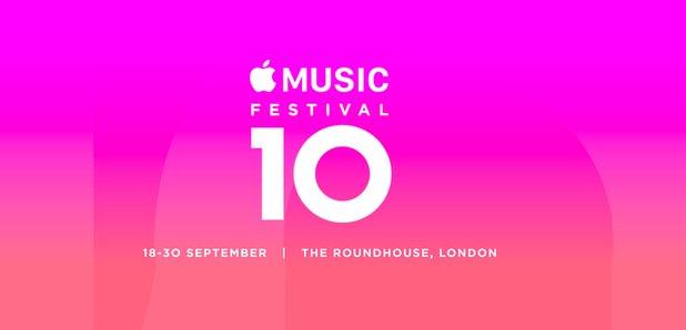 Apple Music 10 Festival image
