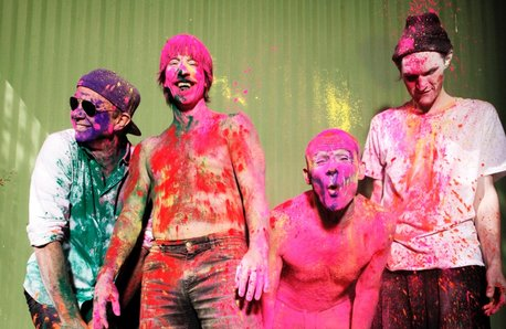 Red Hot Chili Peppers Press Image 2016