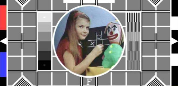 Test Screenshot Girl Image