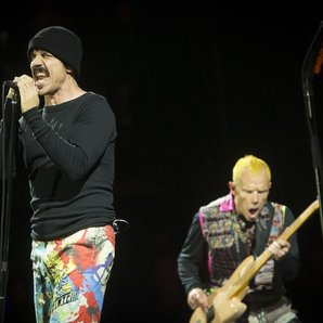 Red Hot Chili Peppers Leeds Festival 2016
