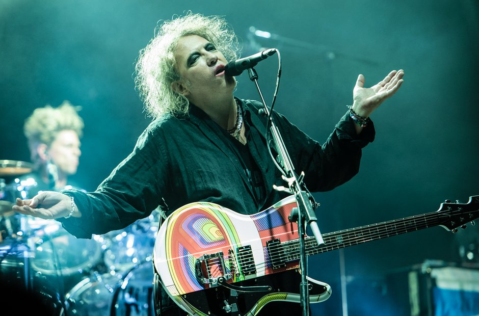 The Cure at Bestival 2016