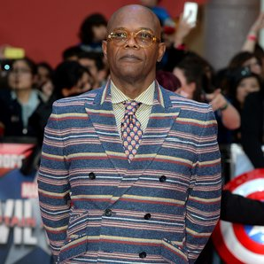 Samuel L. Jackson Captain America Civil War 2016