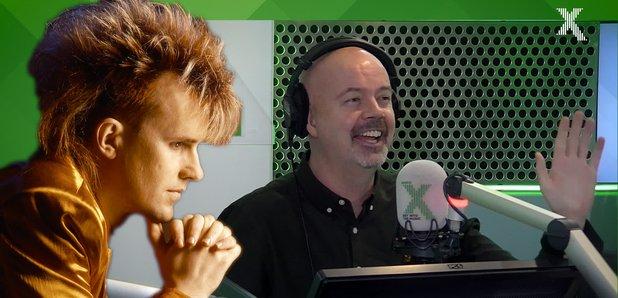 Howard Jones and Dominic Byrne