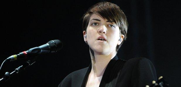 The xx singer Romy Madley Croft
