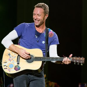 Coldplay live September 2016