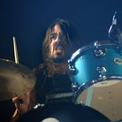 Dave Grohl drumming live 2014