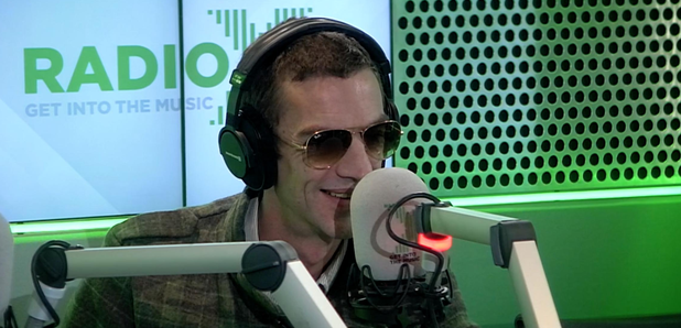 Richard Ashcroft on the Vernon Kay show