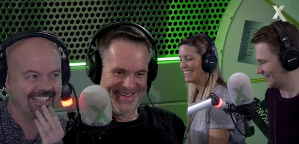 Listener wins £1000 on the Chris Moyles Show