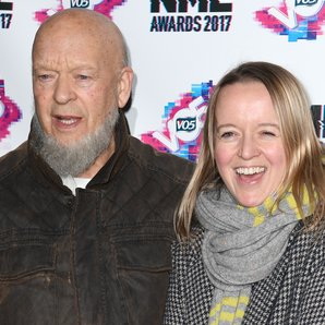Michael And Emily Eavis NME Awards 2017