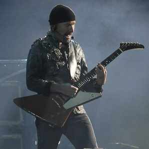 U2 The Edge live 2010