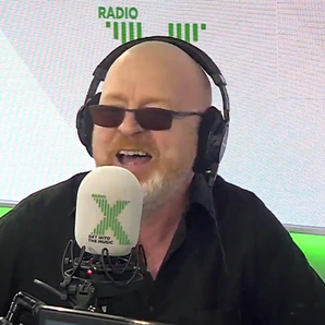 Alan McGee speaks to Gordon Smart