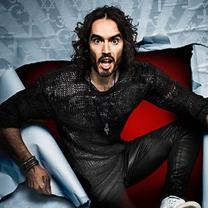Russell Brand Re:Birth Tour image