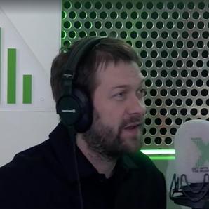 Tom Meighan Kasabian on Radio X