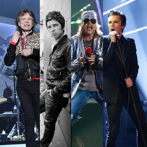 Glastonbury Secret Set Rumours Mick Jagger, Noel G