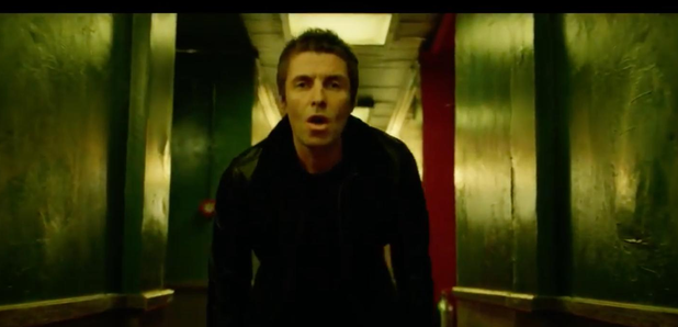 Liam Gallagher Wall Of Glass video still