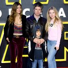 Noel Gallagher and family