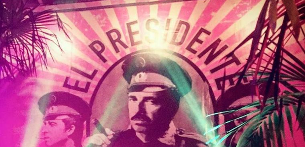 Noel Gallagher's 50th Narcos-Themed Birthday Party