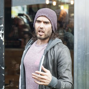Russell Brand in 2015